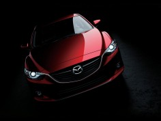 New Mazda6: first images