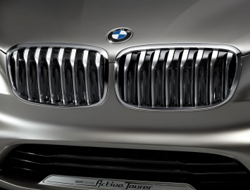 BMW Concept Active Tourer - Kidney Grille