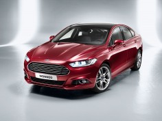 Ford unveils the new Mondeo