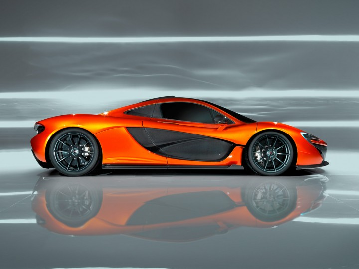 What Is The Fastest Production Car In The World >> McLaren P1: first images - Car Body Design
