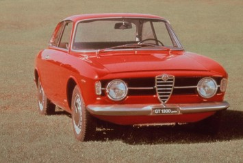 1966-1968 Giulia Coupe 1300 GT Junior