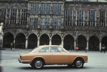 1969-1973 Giulia Coupe 1300 GT Junior