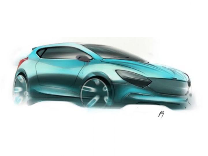 SketchBook Pro Car Sketch Tutorial