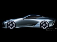 Lexus design to be more daring and explorative