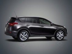 The new Toyota RAV4