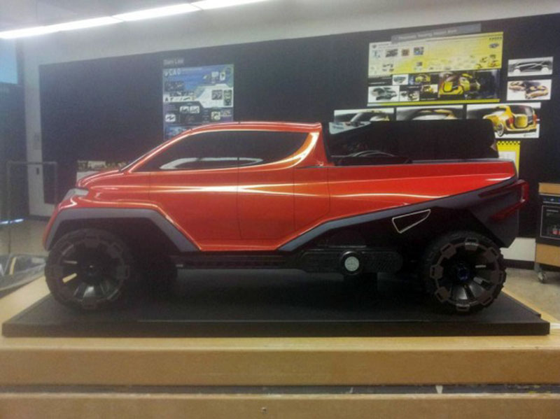 2020 Ford F 150 Pickup Concept By Bruno Gallardo Car Body Design