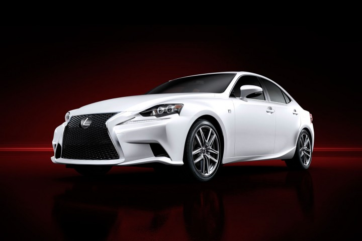 2013 Lexus IS