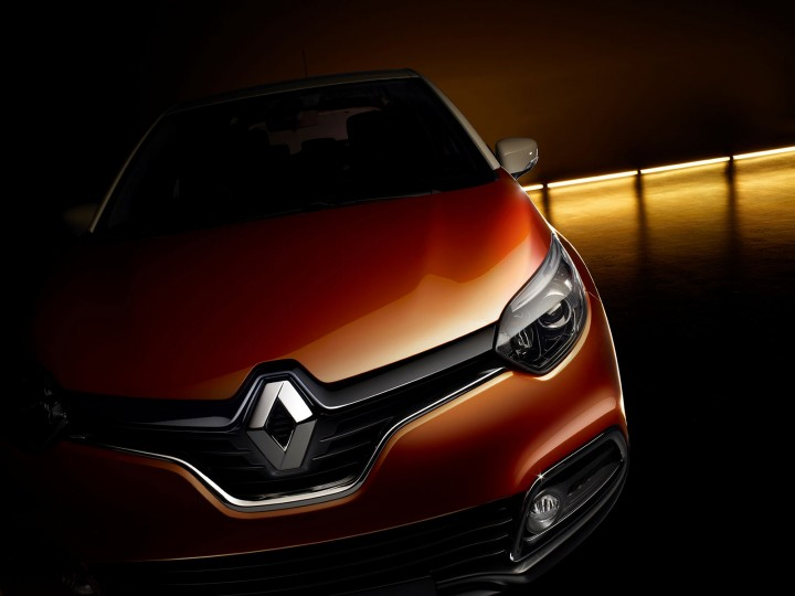 Renault Captur preview