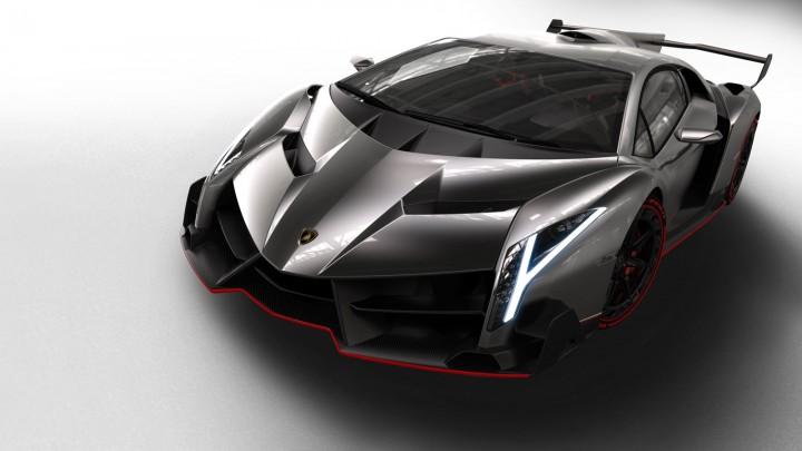 Lamborghini Veneno , Car Body Design