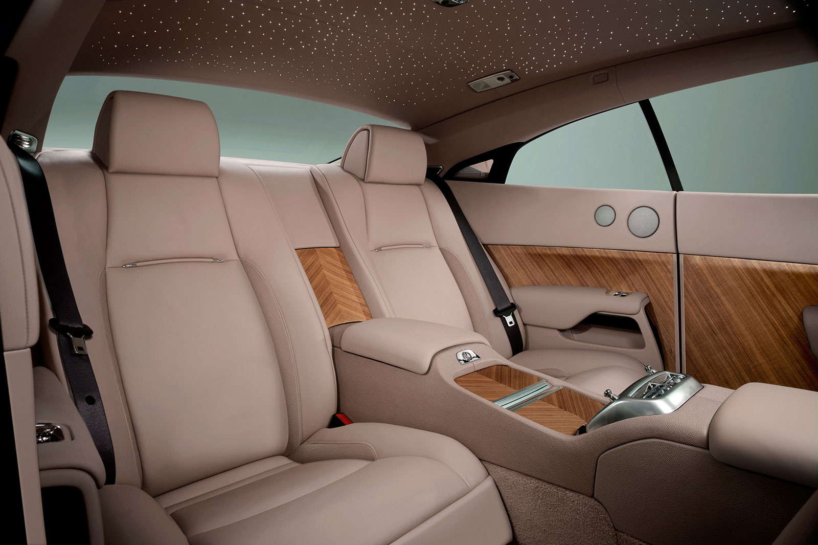 Rolls Royce Wraith Interior Car Body Design
