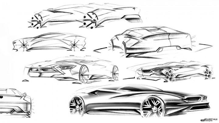 Bmw Mz8 Concept Page 8 Car Body Design