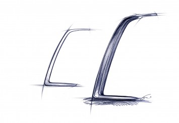 Ford Design Lamp Sketch