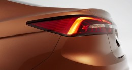 Ford Escort Concept Tail light