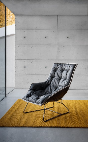 Lounge Chair by Maserati and Zanotta