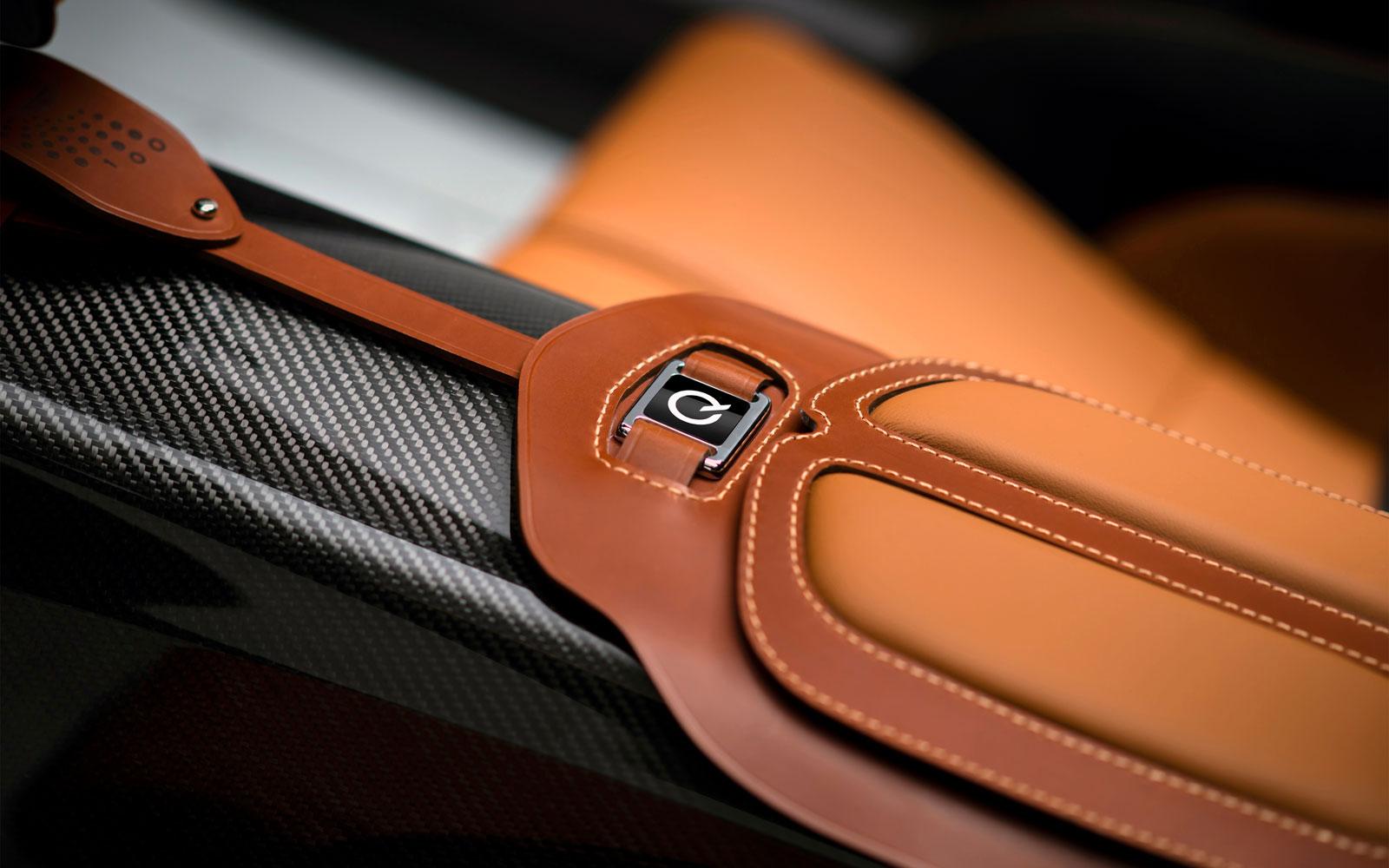 Aston Martin Cc100 Speedster Concept Leather Trim Car Body Design