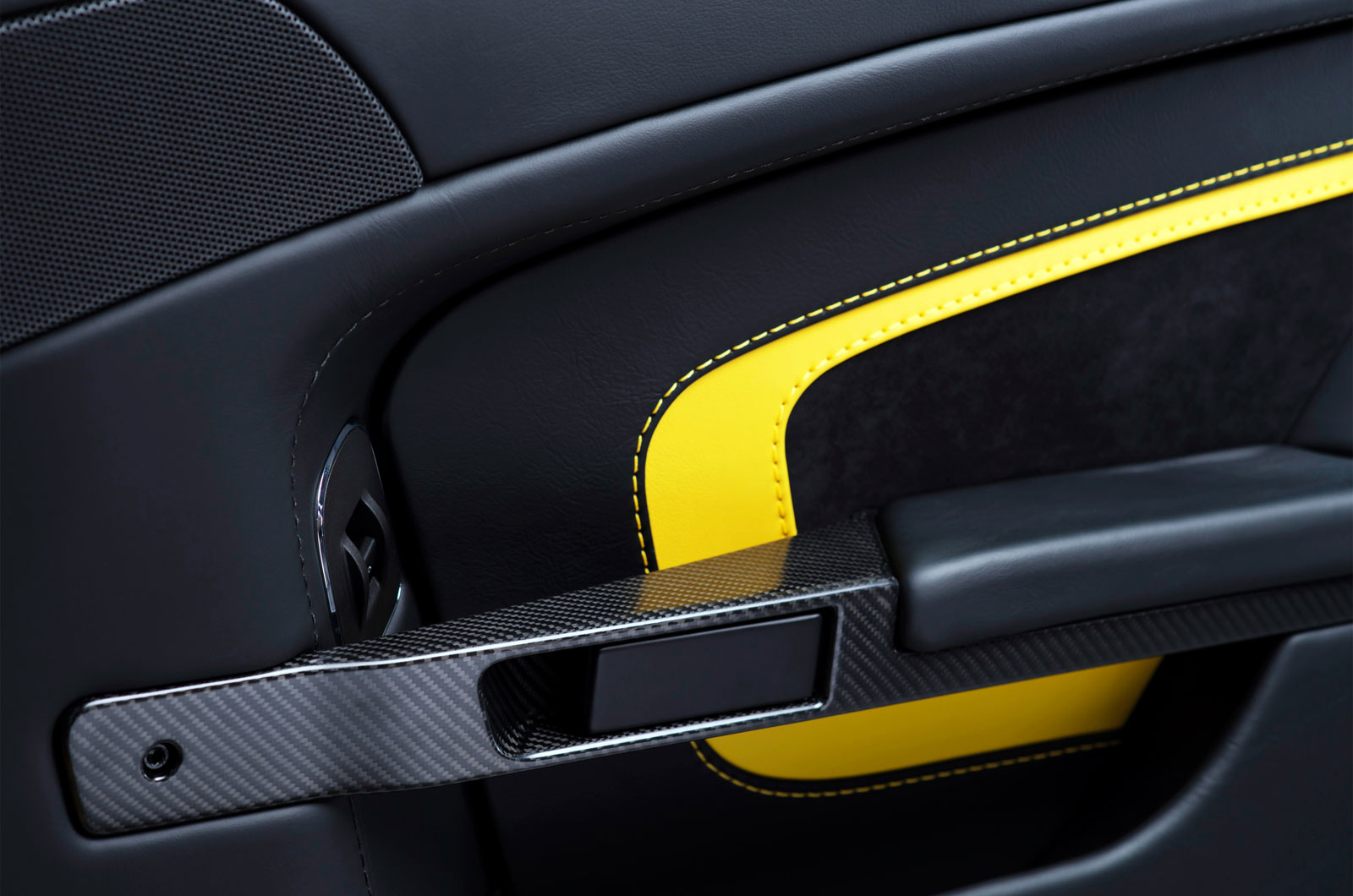 Aston Martin V12 Vantage S Door Panel Detail Car Body Design