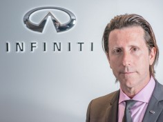 Alfonso Albaisa appointed Infiniti Executive Design Director