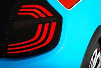 Renault Twin'Run Concept Tail light