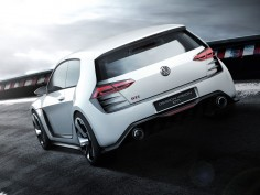 Volkswagen Design Vision GTI: the design