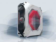 BMW DesignworksUSA designs Gaming PC for ASRock