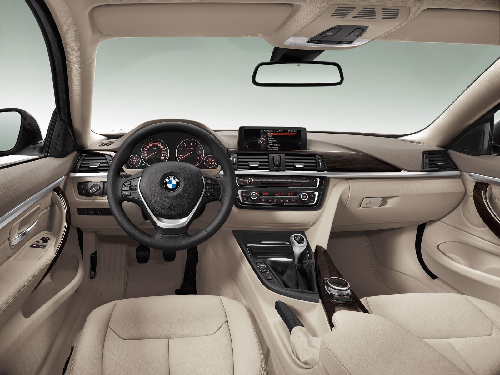 Bmw 4 Series Coupe Interior Car Body Design