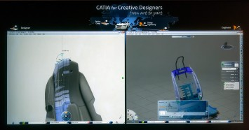 Catia for Creative Designers Collaboration Tools