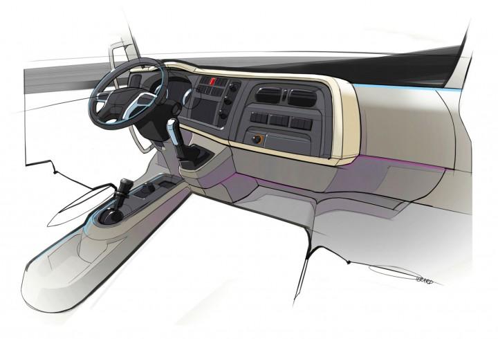 DAF trucks line-up: design story - Car Body Design