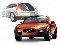 Volvo C30 and SCC Concept: Design Story