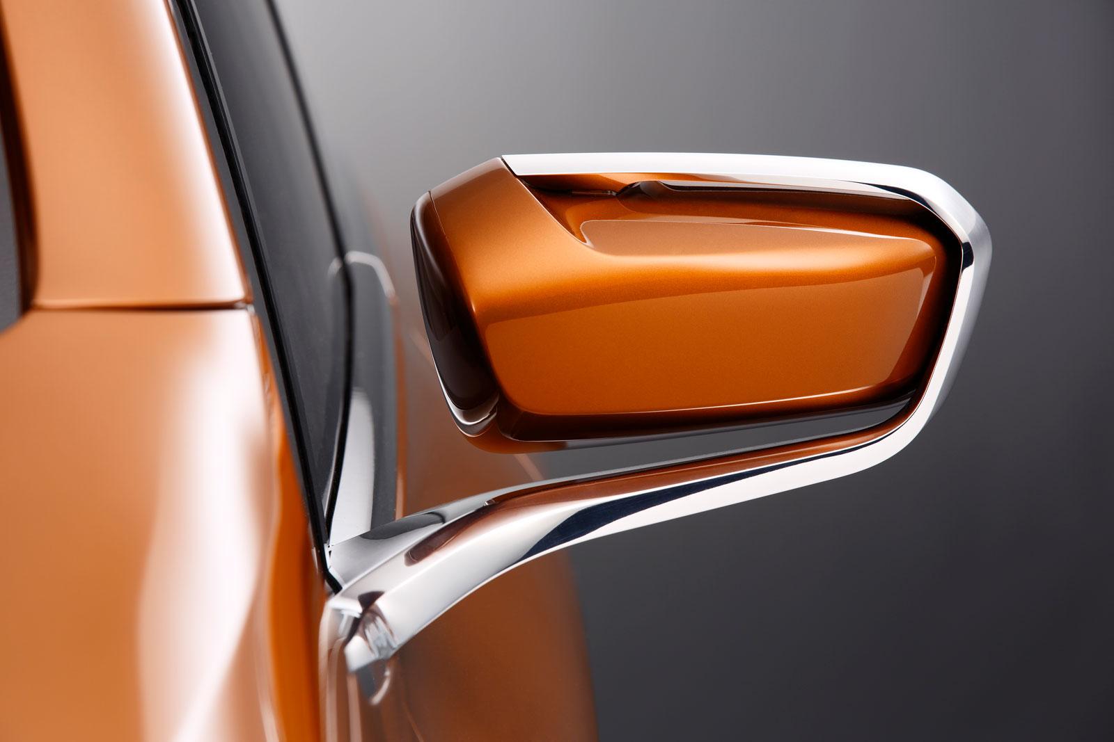 Bmw Concept Active Tourer Outdoor Side Mirror Car Body