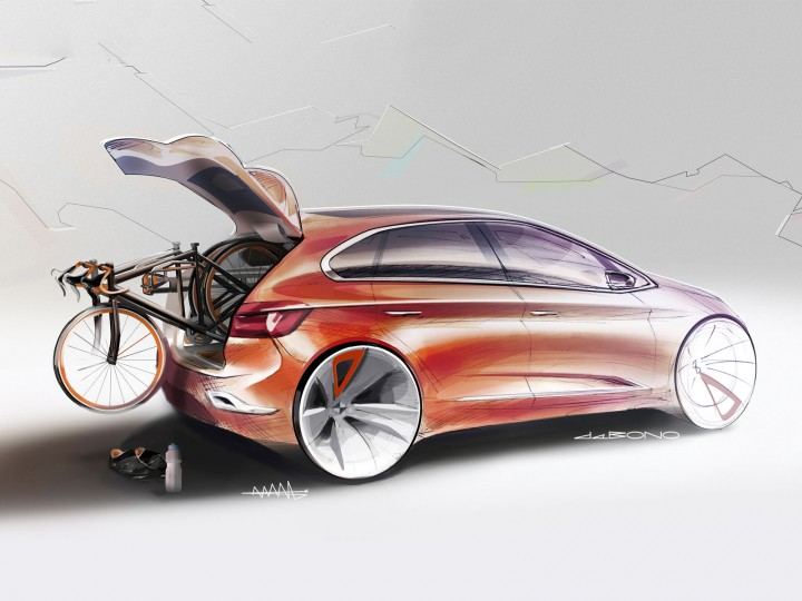 Bmw Concept Active Tourer Outdoor Design Gallery Page 3 Car