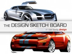The Design Sketch Board