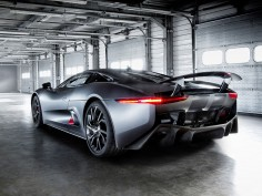 Jaguar C-X75: new images and video story
