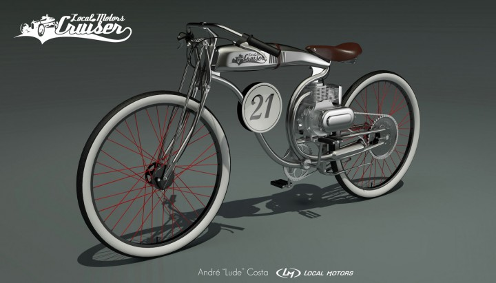 LM Vintage Cruiser by Andre Costa