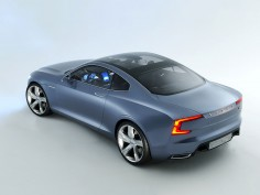Volvo Concept Coupe signals new design direction