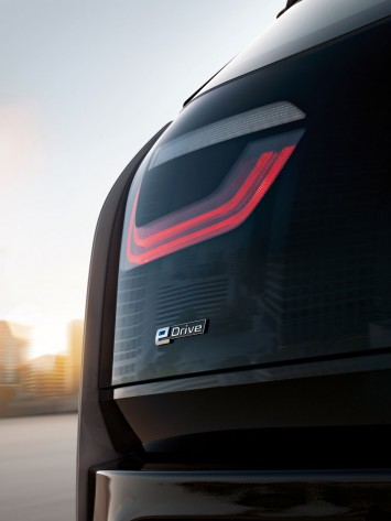 BMW i3 - Tail lamp