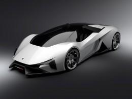 Lamborghini Diamante Concept