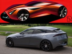 Mazda Deep Orange 3 prototype unveiled