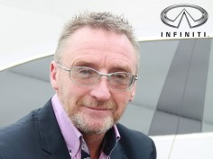 Infiniti appoints Simon Cox as Director of its London Studio