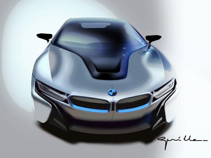 Bmw I8 The Design Page 15 Car Body Design