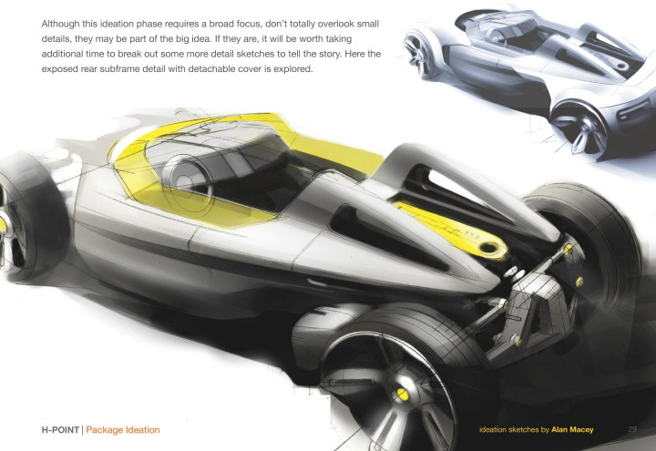 Book Review: H-Point – new digital edition - Car Body Design