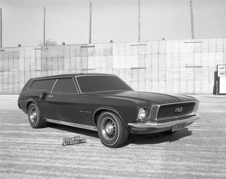 design history ford mustangs that never were car body design 1964 Ford Mustang Assembly Line 1966 ford mustang station wagon prototype