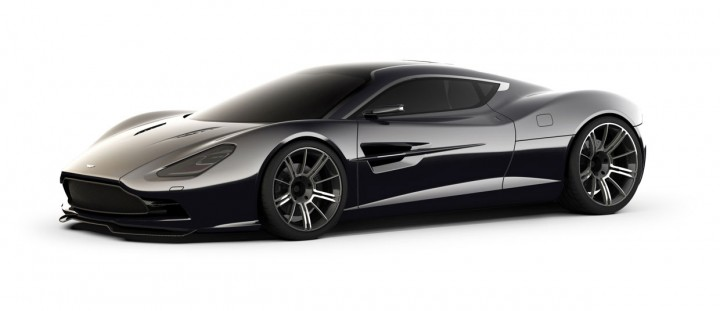 Aston Martin Dbc Concept Car Body Design