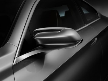 BMW Concept 4 Series Coupe Side View Mirror