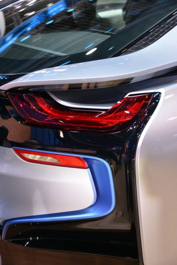 BMW i8 Tail Lamp