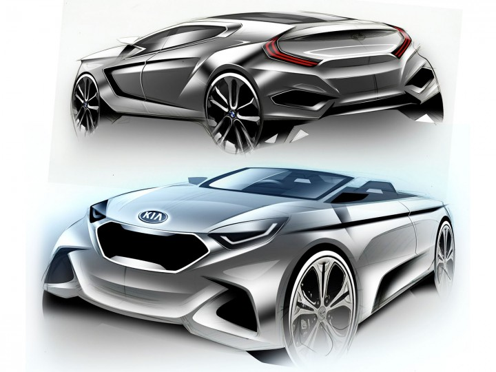 Concept Car Digital Rendering Tutorial