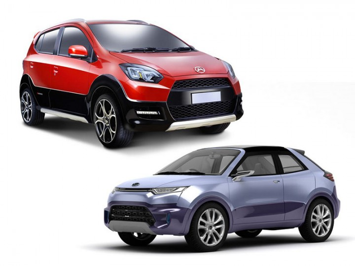 Daihatsu unveils eight compact concept cars