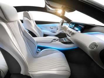 Mercedes-Benz Concept S-Class Coupe - Interior