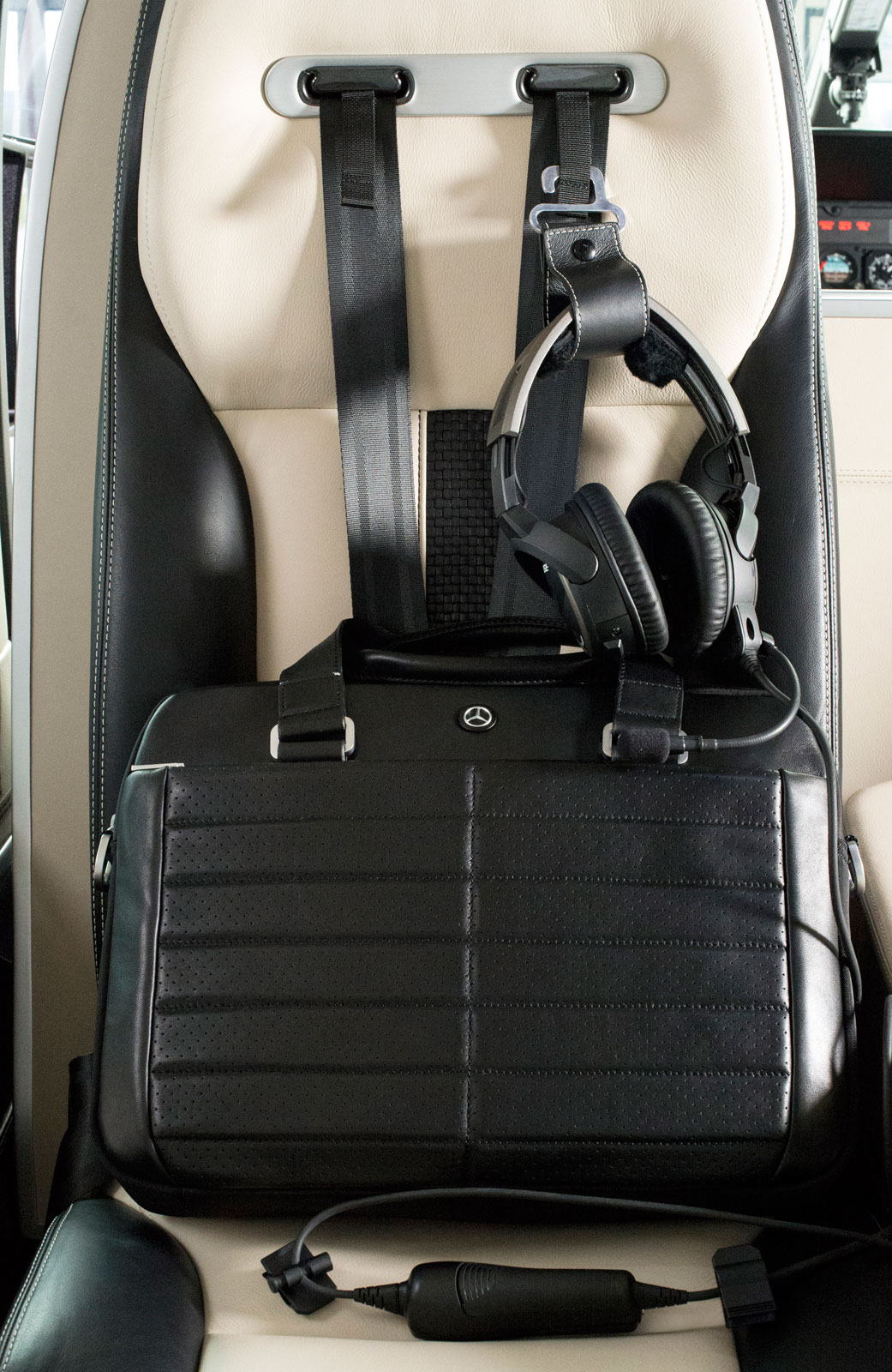 Mercedes-Benz Style Leather and Luggage Collection