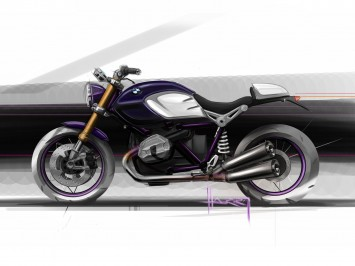 BMW unveils the R nineT roadster bike