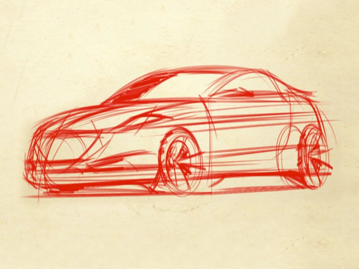 Drawing Cars in 3 mins – Sketch #3